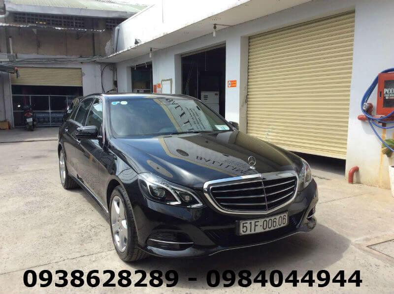 Cho Thuê Xe Cao Cấp Mercedes S500 tại Tphcm