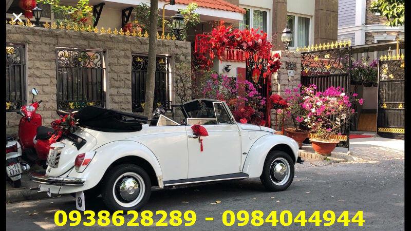 Cho Thuê Xe Cổ Đón Dâu ở Hồ Chí Minh