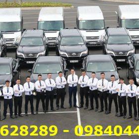 Cho Thuê Xe Cao Cấp Limousine 9 Chỗ ở TpHCM